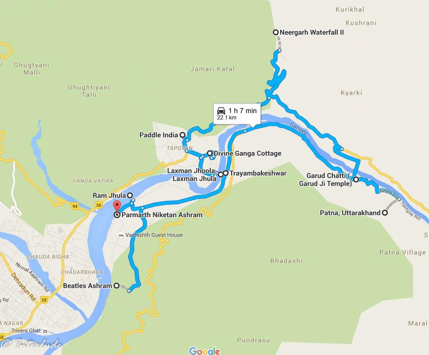 Rishikesh_Road_Map