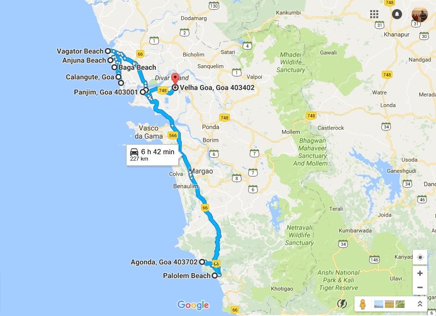 goa-roadtrip-map